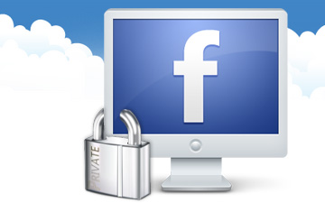 Change the privacy settings in Facebook