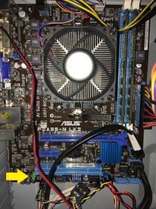 PC not turning on