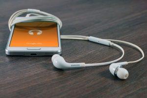 mobile phone music